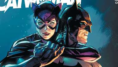 Batman:Catwoman #1 hero