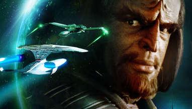 Star Trek TNG Redemption