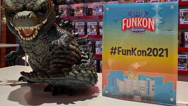 Funko FunKon 2021 Hollywood