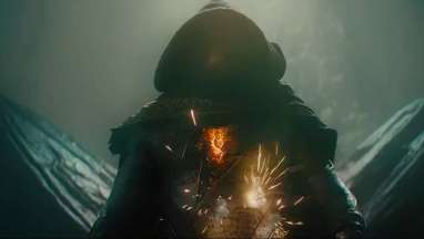 Black Adam DC FanDome 2021