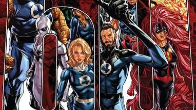 Fantastic Four #35 cover