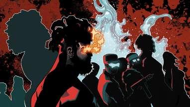 Blood Syndicate Comic 2022 Promo