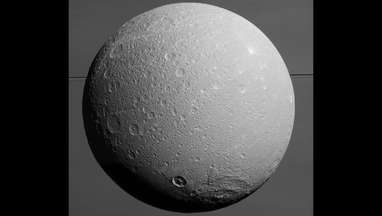 Philip Plait Bad Astronomy cassini dione approach