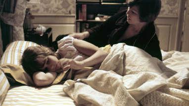 Linda Blair and Ellen Burstyn The Exorcist