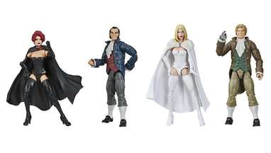 Marvel Legends Hellfire Club Collection