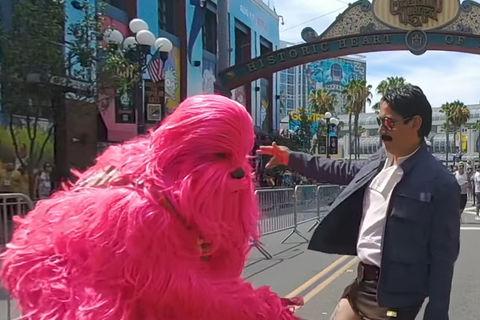 Comic-Con Cosplay Dance off