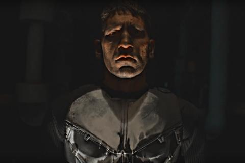 Frank Castle, The Punisher, Netflix