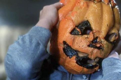 Halloween III Season of the Witch mask hero