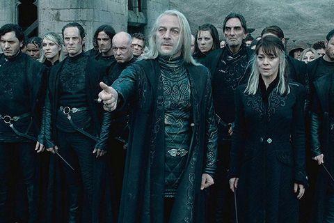 Death Eaters hero
