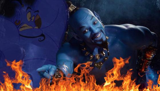 Aladdin Looks like trash