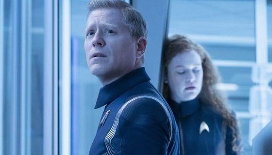 stamets tilly Anthony Rapp Star Trek Discovery