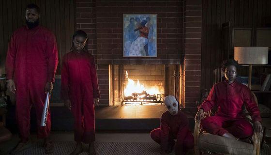 Jordan Peele's Us doppelgangers