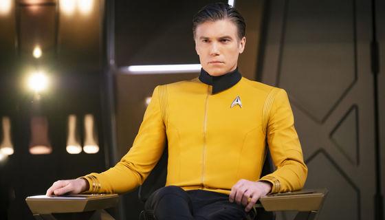 Star Trek Discovery Anson Mount