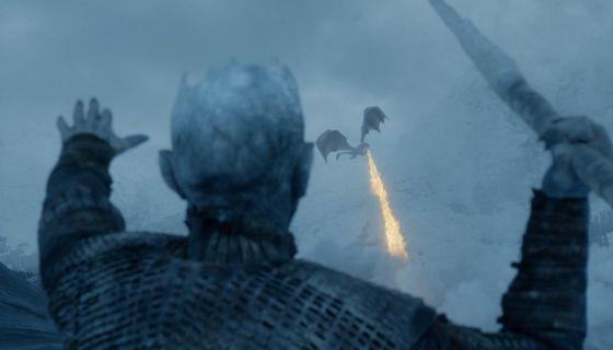 Night King Game of Thrones Season 7