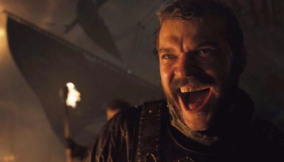 Game of Thrones Euron Greyjoy Pilou Asbæk