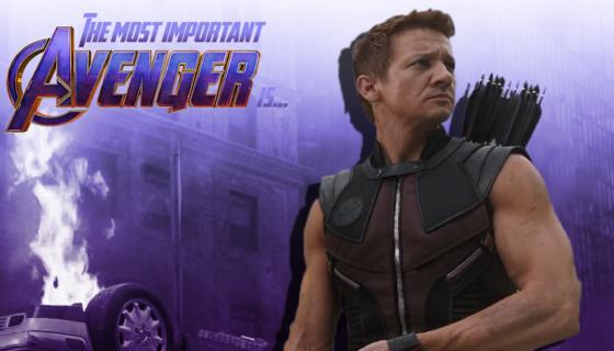 Most Important Avenger Hawkeye