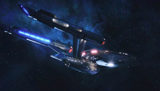 uss enterprise discovery