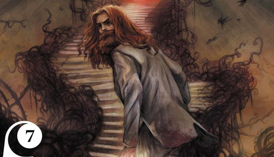 Lucifer #7 front cover