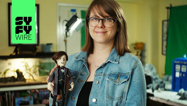 Doctor Who – With Puppets: Alisa Stern's Story | Fan Creators | SYFY WIRE