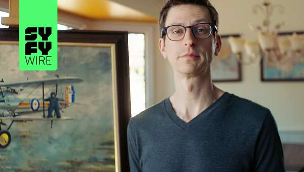 Thrift Store Art Make For The Geekiest Canvases: Dave Pollot's Story | Fan Creators | SYFY WIRE
