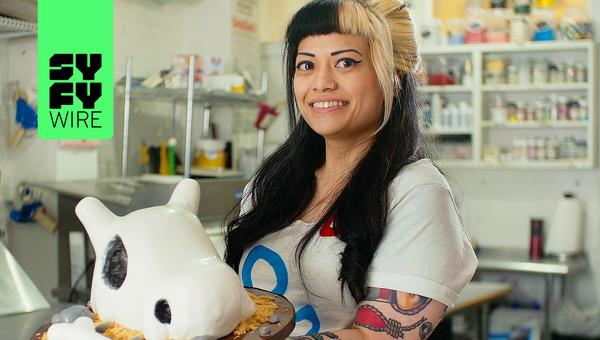 The Most Amazing Cakes You Will Ever See: Marj Santaromana's Story | Fan Creators | SYFY WIRE