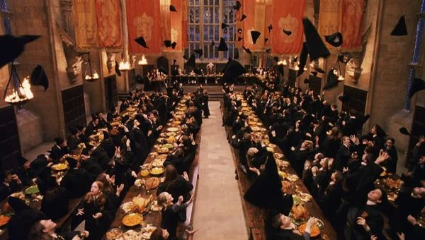 Making Memories - The Great Hall