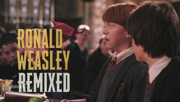 Ronald Weasley Remixed