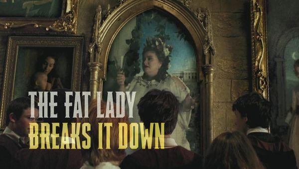 Fat Lady Breaks It Down