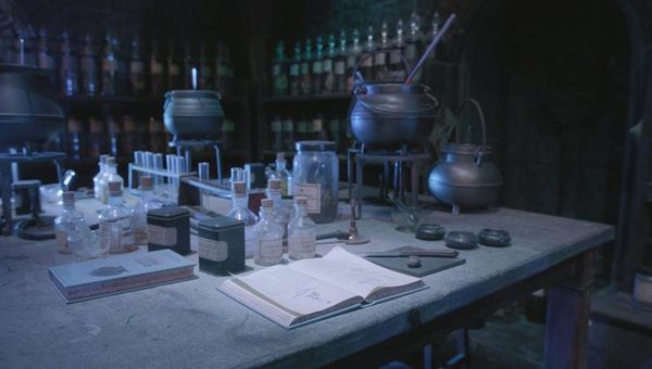 Back to Hogwarts - Behind the Magic