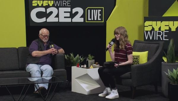 """Chris Claremont Says Writers are """"Really Good Thieves"""" (C2E2 2019)"""