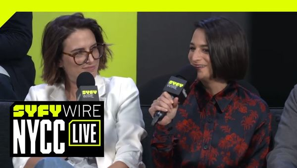 Big Mouth Cast Shares Most Embarrassing Adolescent Memories | NYCC 2018 | SYFY WIRE