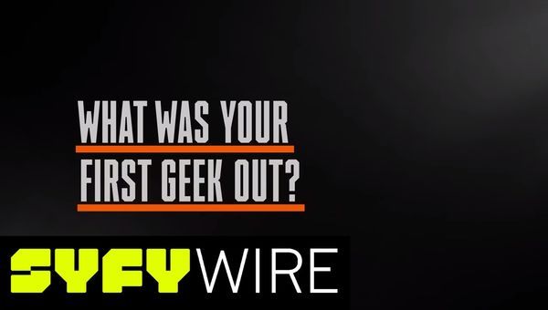 First Geek Out? | SYFY 25