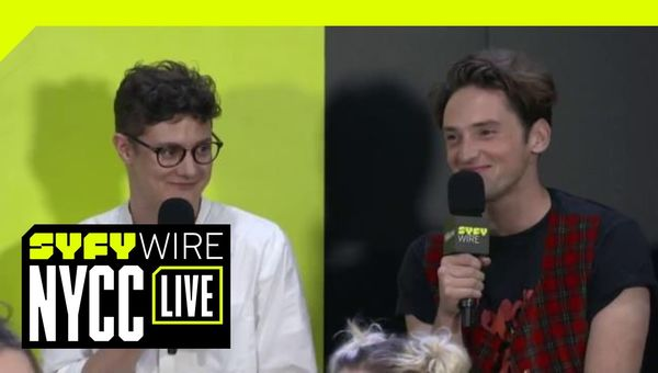 Anna And The Apocalypse Cast Talk New Film | NYCC 2018 | SYFY WIRE