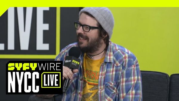 Matthew Rosenberg On What's The Furthest Place From Here | NYCC 2018 | SYFY WIRE