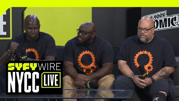 Image Comics' Bitter Root Creators Talk Monsters, World Building And Harlem | NYCC 2018 | SYFY WIRE