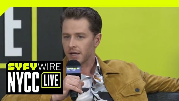 Manifest Cast And Crew Teases The Upcoming Season | NYCC 2018 | SYFY WIRE