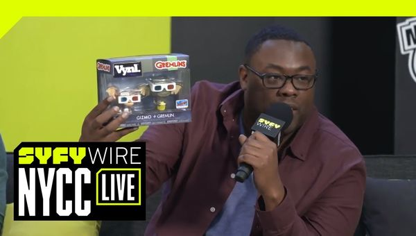 SYFY WIRE's My Favorite Nerdifact | NYCC 2018 | SYFY WIRE