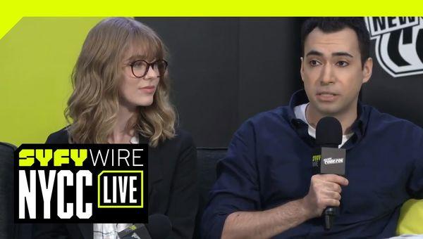SYFY WIRE's Friday Morning Con Kick-off | NYCC 2018 | SYFY WIRE