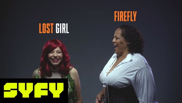 We Asked Fans - What is the Best Sci-Fi TV Show? | SYFY 25