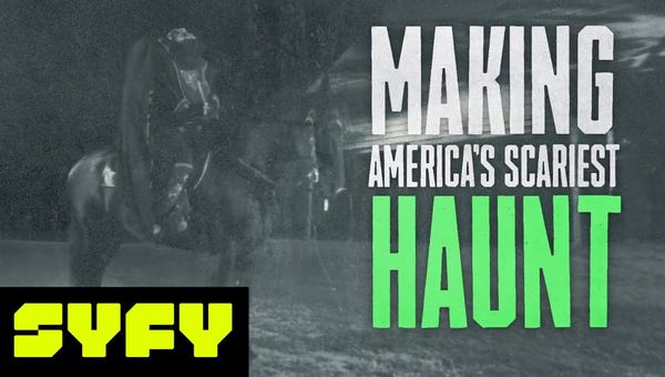 America's Scariest Haunt | 31 DAYS OF HALLOWEEN |  | SYFY