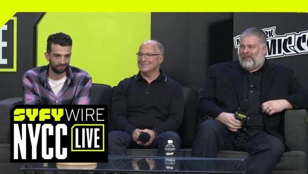 Jay Baruchel Talks How To Train Your Dragon 3 | NYCC 2018 | SYFY WIRE