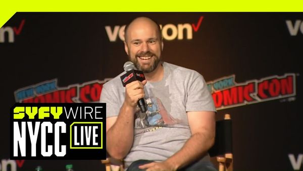 DC Allstars Panel: Past, Present, And Future | NYCC 2018 | SYFY WIRE