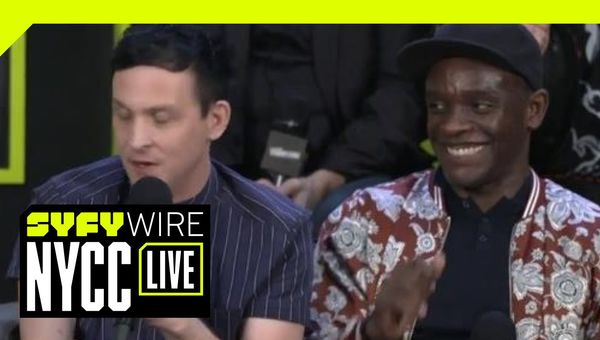 Gotham Cast On Season 5 And The Crazy Finale | NYCC 2018 | SYFY WIRE