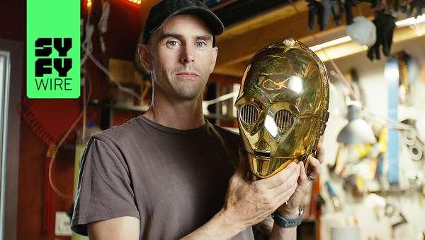 C3PO Is Just Like George Clooney: Gordon Tarpley's Story | Fan Creators | SYFY WIRE