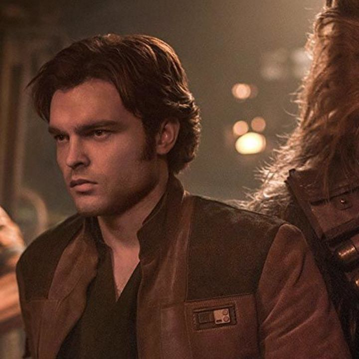 Solo A Star Wars Story hero