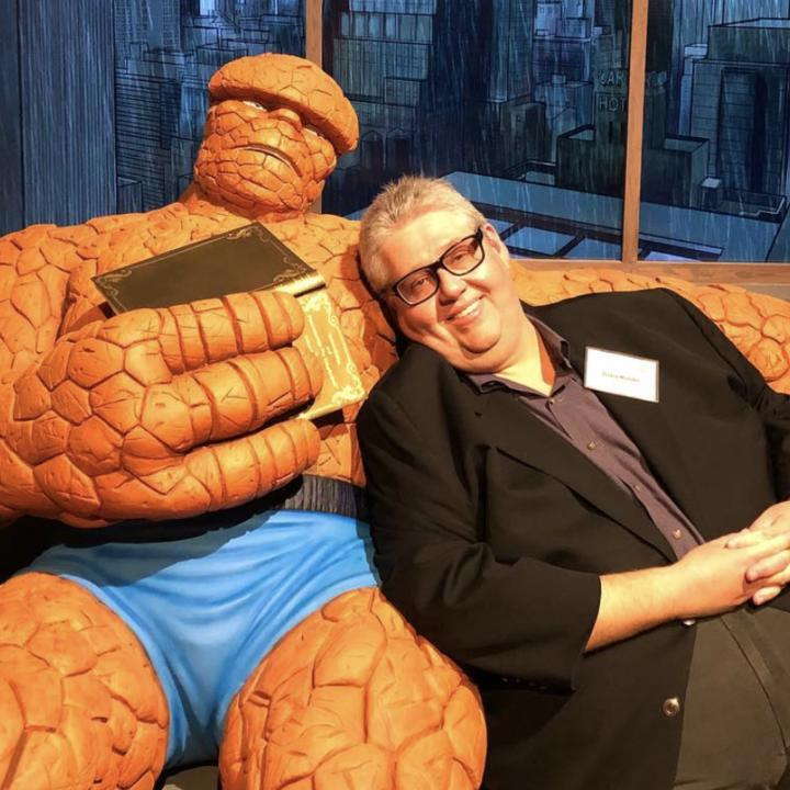 David Mandel The Thing