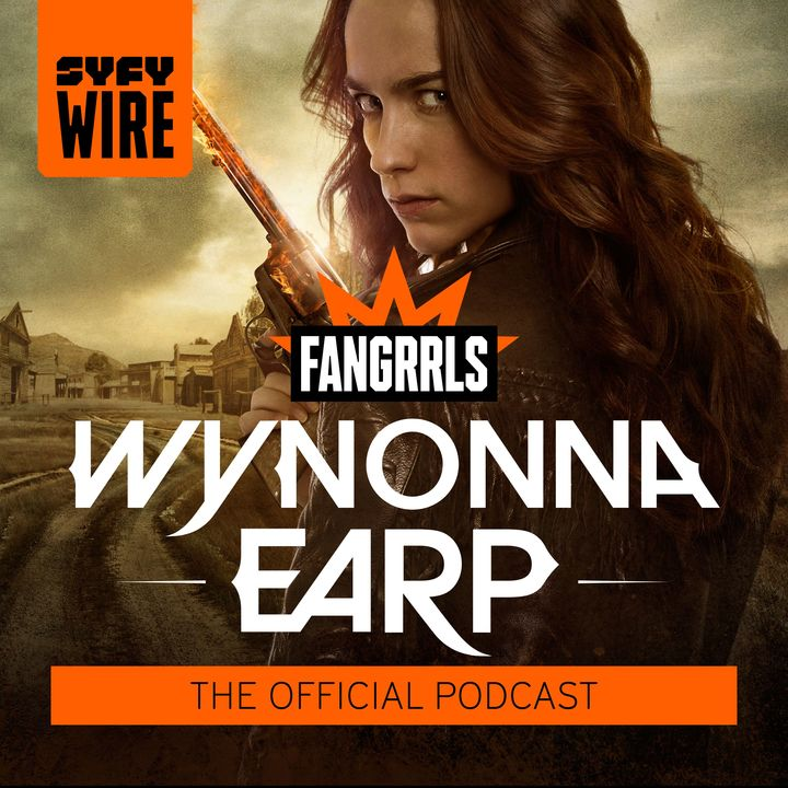 Wynonna Earp the Official Podcast