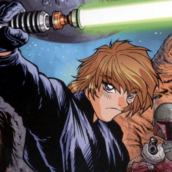 Star War anime
