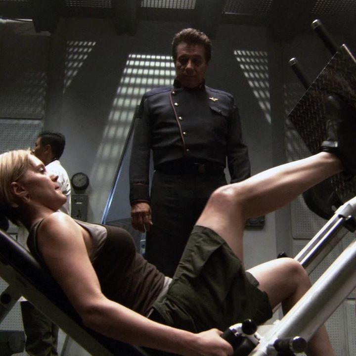 Battlestar Galactica The Hand of God