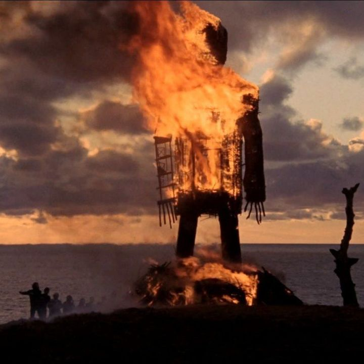 the wicker man cover